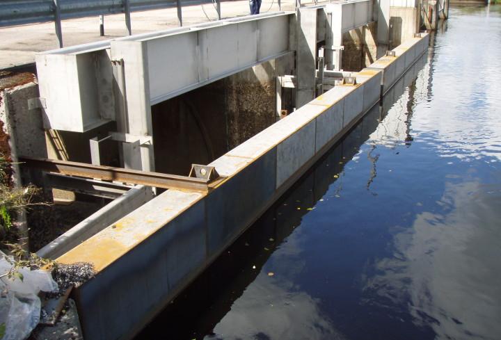 FOAB Avstängningsluckor vattenkraft